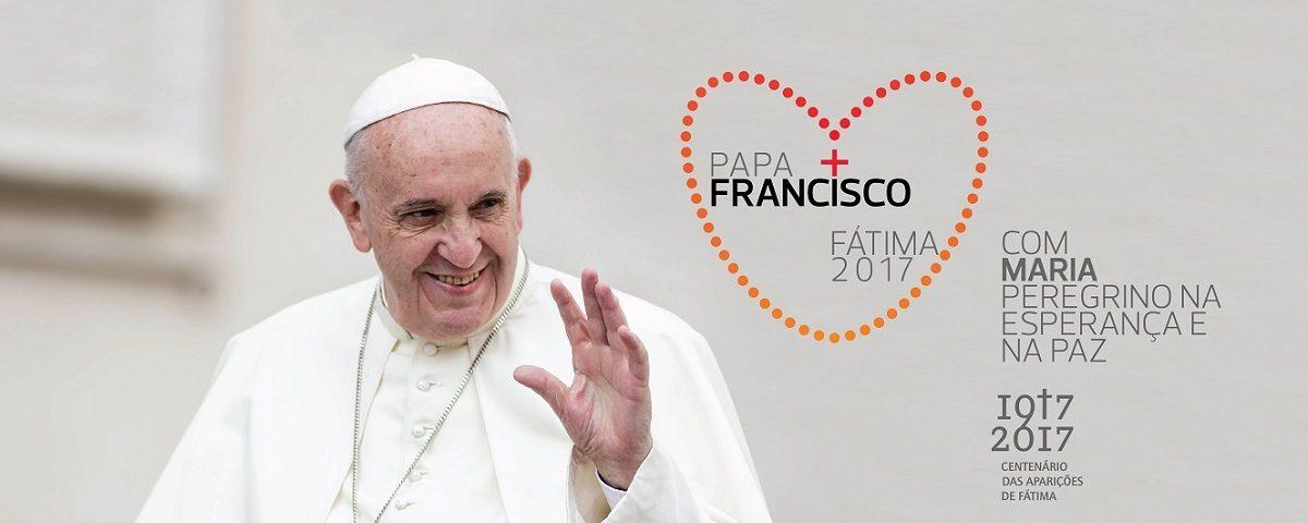 Papa Francisco en Fátima