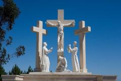 Monumento en Fátima