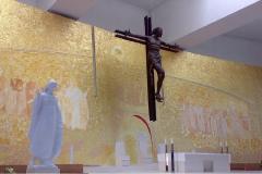 Altar de la basílica de la Santísima Trinidad