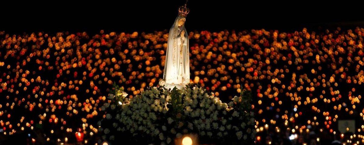 Procesión de las velas en Fátima